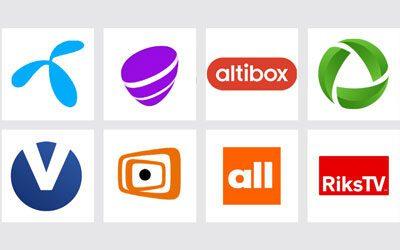 Kanal 10 på alle TV-platt- former i Norge!
